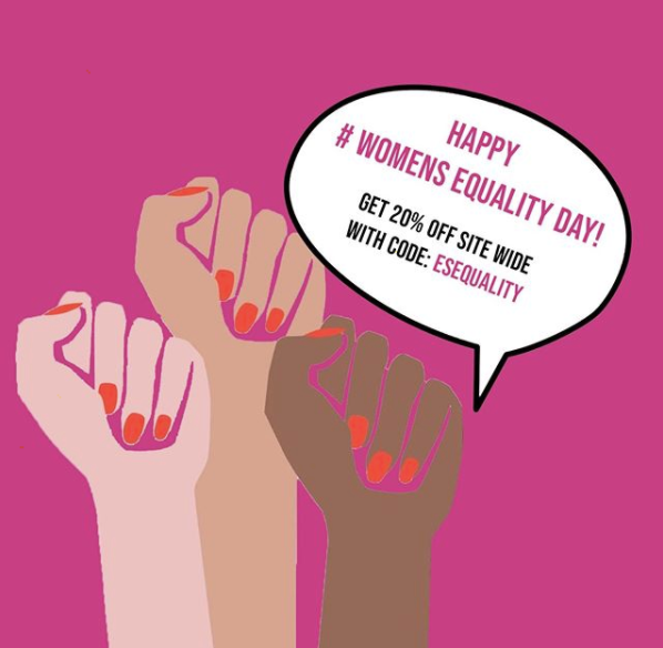Women's Equality Day 2020 – Our E&S Equality Heroes