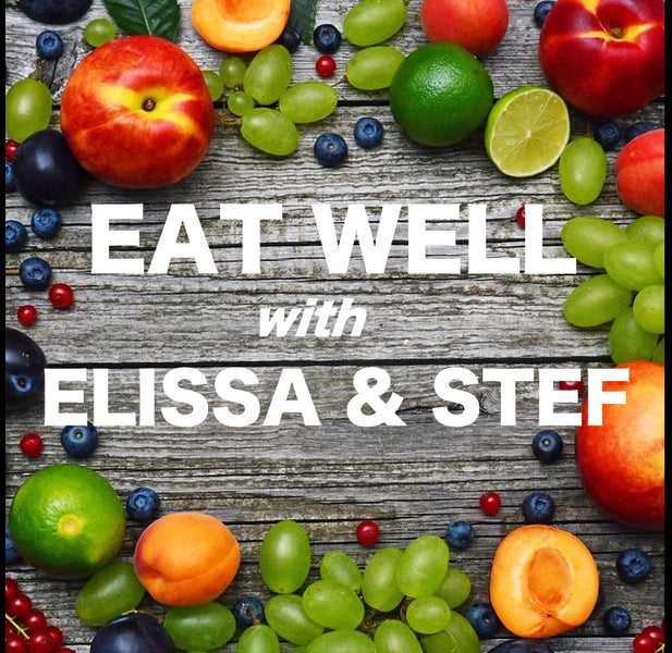 Eat Well With Elissa & Stef: Super Green Juice