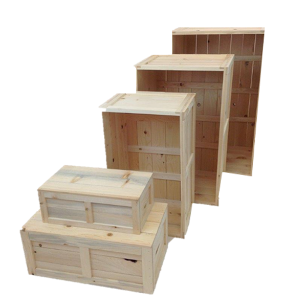 Rustic Crate Series 100
