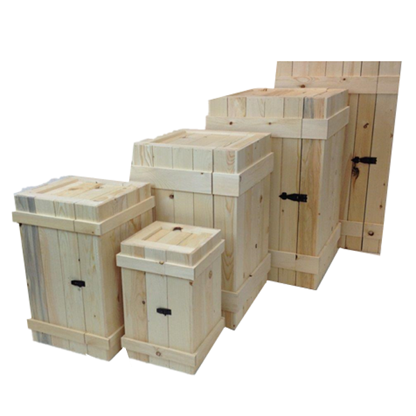 Rustic Crate Series 400