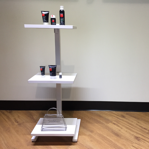 3-Tier Display Stand