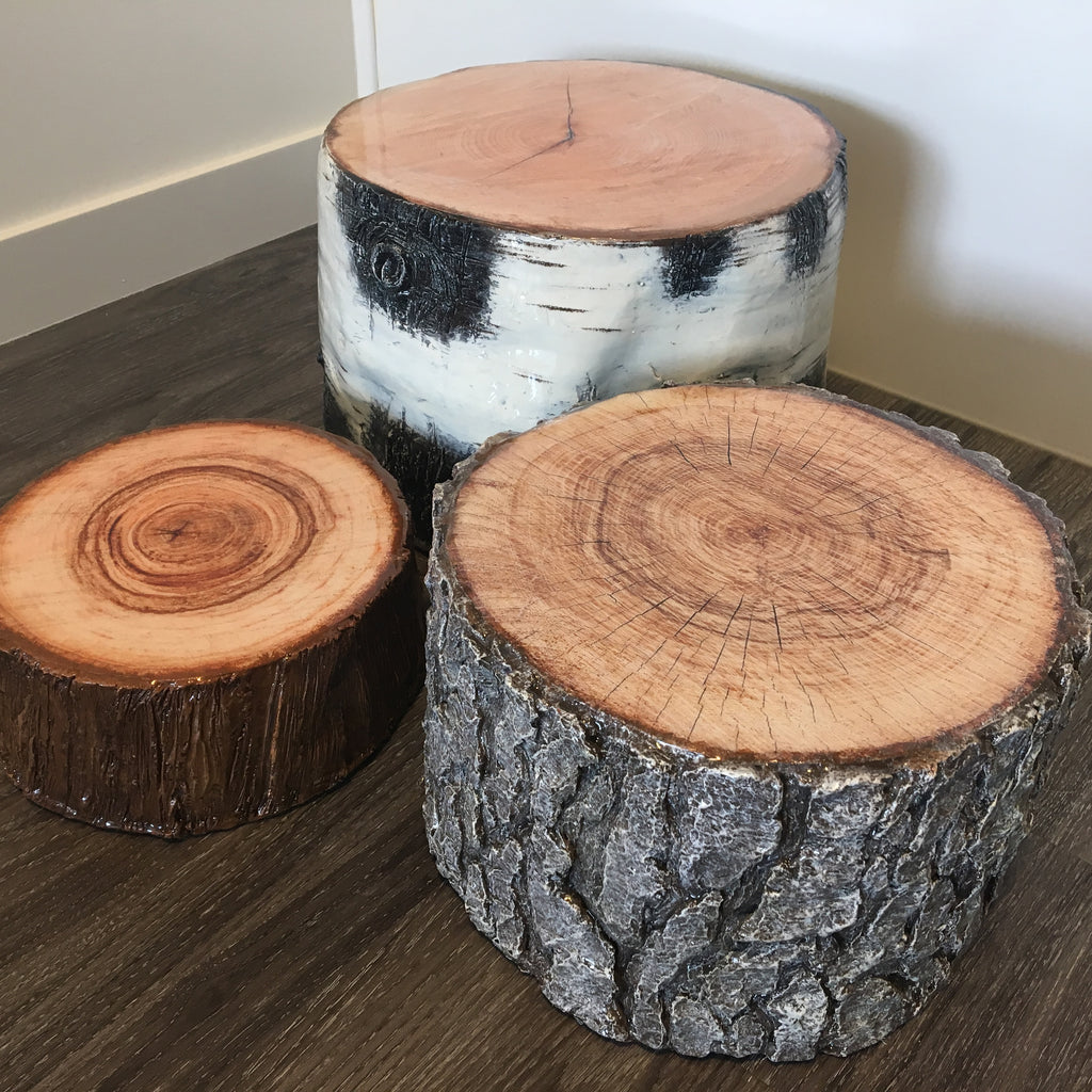close up of the set of 3 stumps