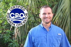 Derek Reardon Pool Owner Sarasota