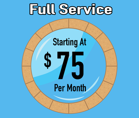 Full Service Pool Cleaning