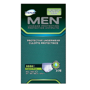 Sous-vêtement de protection Tena® Men™, Absorption super plus M/L