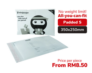 Padded Ninja Packs Bundle S size