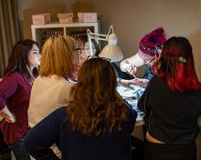 Load image into Gallery viewer, Luminary Certification Class - Oregon Nail Expo