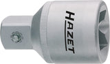 HAZET Reducer 1158-2 ∙ Square, hollow 25 mm (1 inch) ∙ Square, solid 20 mm (3/4 inch)