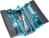 HAZET Metal tool box with assortment 190/80 ∙ Number of tools: 80