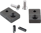 HAZET Replacement set: 1 pair of jaws ∙ 15 mm wide ∙ 2 screws ∙ 2 sleeves 1932-1/6