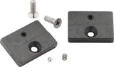HAZET Replacement set: 1 pair of jaws ∙ 30 mm wide ∙ 2 screws ∙ 2 sleeves 1932-2/6