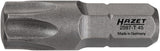 HAZET Bit 2597-T45 ∙ Hexagon, solid 6.3 (1/4 inches) ∙ Inside TORX® profile ∙∙ T45