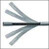 HAZET Nut-driver ∙ flexible 426-6 ∙ Outside hexagon profile ∙ 6 mm
