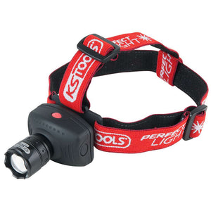 PerfectLight headlamp with focus 140 lumen