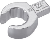 HAZET Insert box-end wrench (open) 6612C-19 ∙ Insert square 9 x 12 mm ∙ Outside 12-point profile ∙ 19 mm