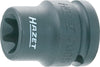 HAZET Impact socket (TORX®) 900S-E12 ∙ Square, hollow 12.5 mm (1/2 inch) ∙ Outside TORX® profile ∙∙ E12