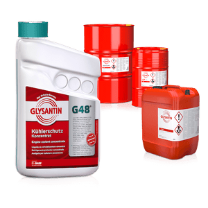GLYSANTIN® Concentrate G48® antifreeze 208L