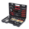 "KS Tools 1/4""+1/2"" Tool kit, 50 pcs"