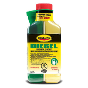 Rislone Diesel Fuel System Treatment, 500mL (34740)