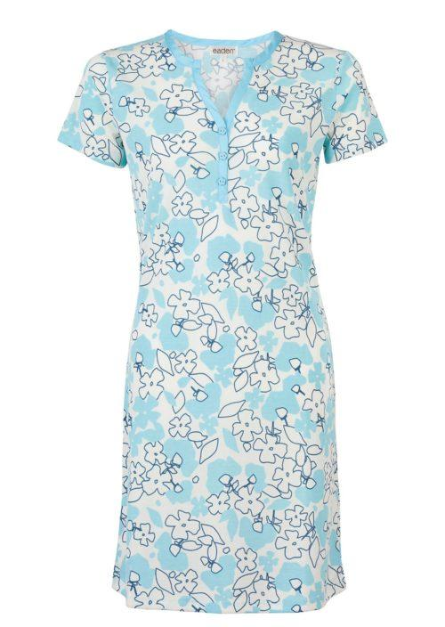 Henley Nightie – Pansy