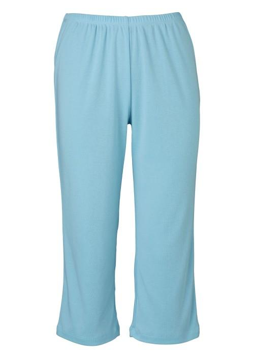 Eva 3/4 PJ Pant – Summer Blue