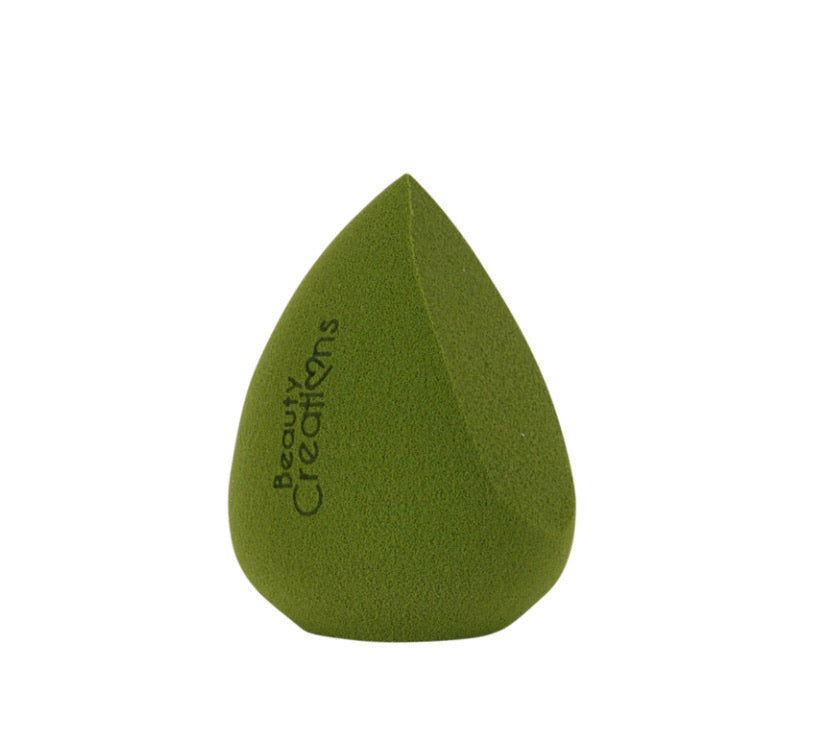 Beauty Creations Blending Sponge - Green