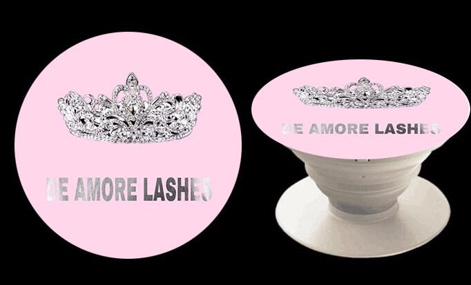 DE AMORE LASHES - POP SOCKET
