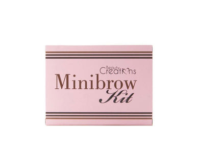 BEAUTY CREATIONS- MINIBROW KIT