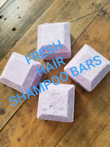 Fresh Hair Shampoo Bar
