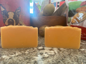 Mango Peach Olive Oil Soap