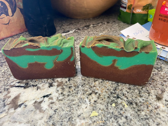 Scotch Whiskey Soap
