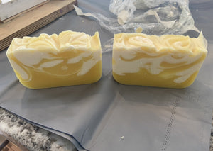 Lily Lemon Olive Oil Soap