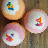 Juicy Peach Mango Bath Bomb 3.5 oz