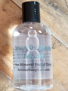 Sea Mineral Facial Toner all skin types