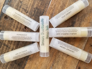 Vegan Lip Balm choose your flavor .25 oz