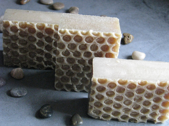 Wild Mountain Honey Olive Oil Soap