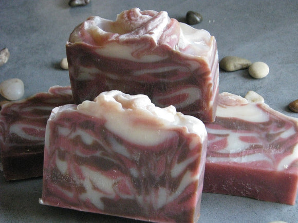 Sandalwood Patchouli Olive Oil Soap