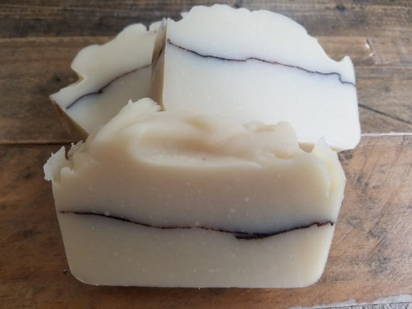 Sandalwood Olive Oil Soap 5 oz