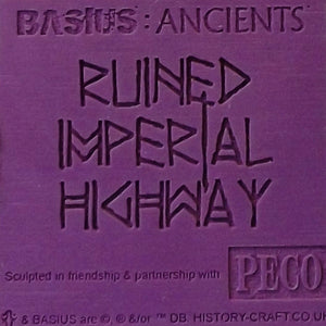 BASIUS : RUINED IMPERIAL HIGHWAY