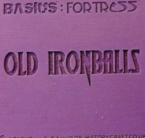 BASIUS : OLD IRONBALLS
