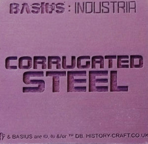 BASIUS : CORRUGATED STEEL