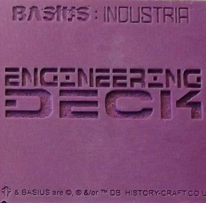 BASIUS : ENGINEERING DECK