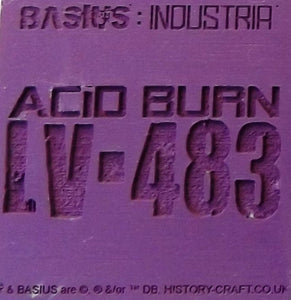 BASIUS : ACID BURN LV-483
