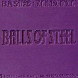 BASIUS : BALLS OF STEEL