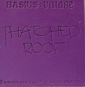 BASIUS : THATCHED ROOF