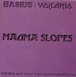 BASIUS : MAGMA SLOPES