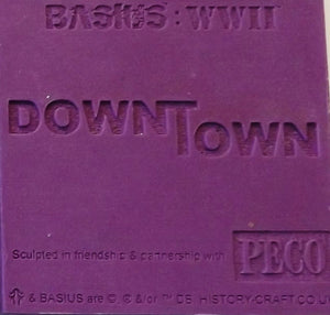 BASIUS : DOWNTOWN