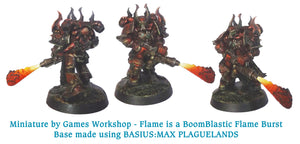 BOOMBLASTIC : FLAME BURSTS