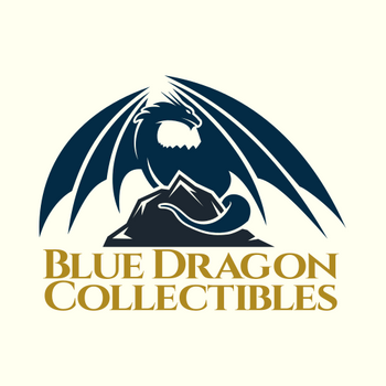 Blue Dragon Collectibles logo