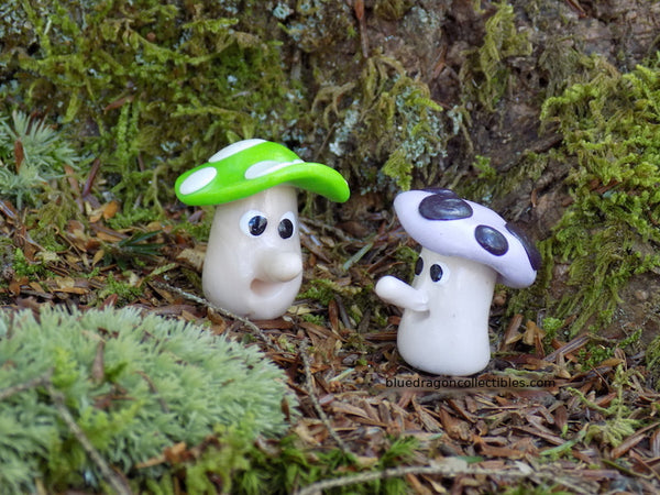 Mini Mushrooms from Blue Dragon Collectibles